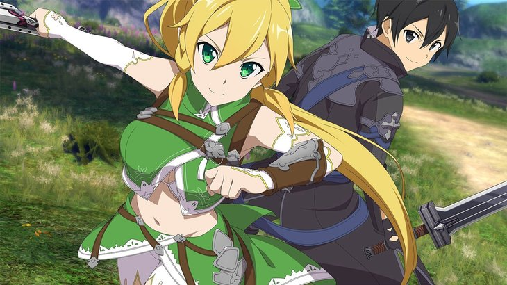 Sword Art Online: Hollow Realization and Sword Art Online: Fatal Bullet Get Switch Ports