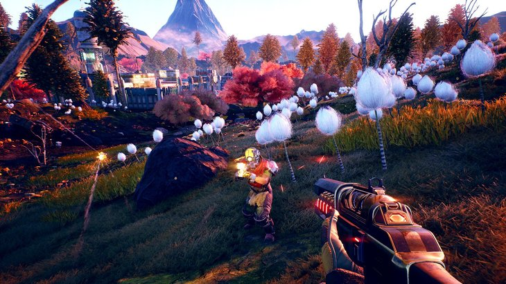 Obsidian blasting off to The Outer Worlds in October
