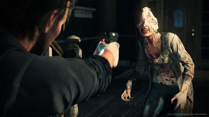 The Evil Within 2 has deeper upgrade and crafting systems