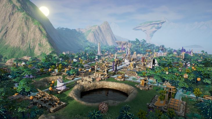 We're giving away 5,000 keys for the Aven Colony demo