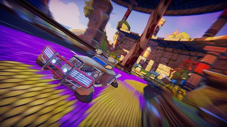 New Trailblazers Video Explains the Basics of PS4 Arcade Racer