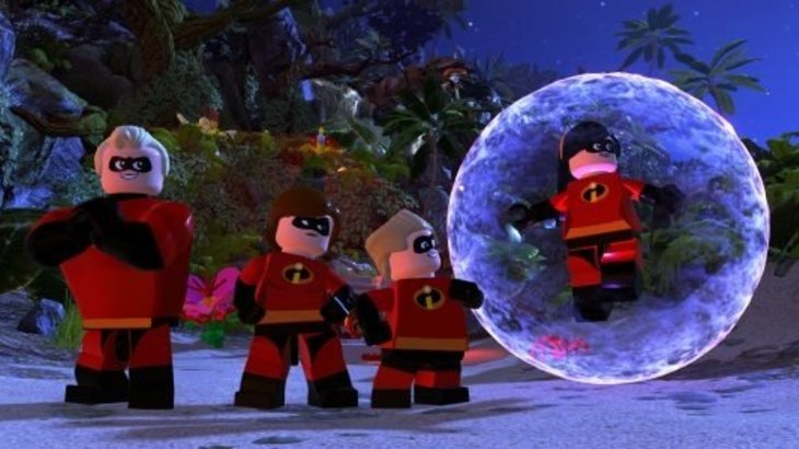 LEGO The Incredibles is out, but only in America for now