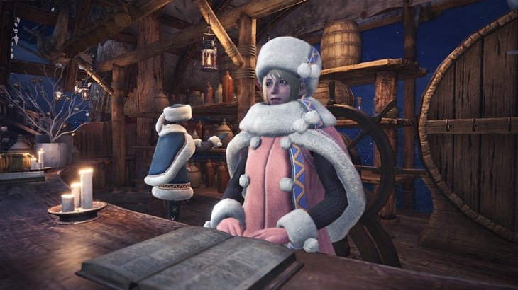 Monster Hunter World Celebrates the Holidays with Winter Star Fest