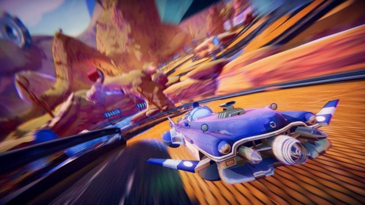 "Co-Op Racing Game ""Trailblazers"" Out Now for Switch, PS4"