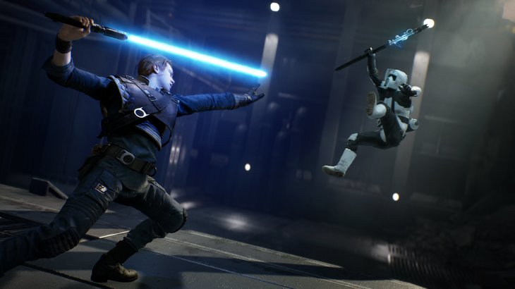 News: EA releases extended version of Star Wars Jedi: Fallen Order E3 gameplay