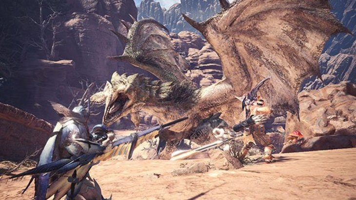 Monster Hunter: World shipments and digital sales top 10 million