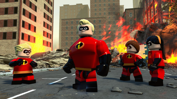 The next game in the generally fun Lego gaming series will be June 15's Lego The Incredibles.