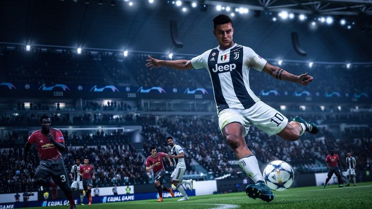 UK Sales Charts: FIFA 19 Is Number One as Days of Play Sale Shakes Up the Top 10