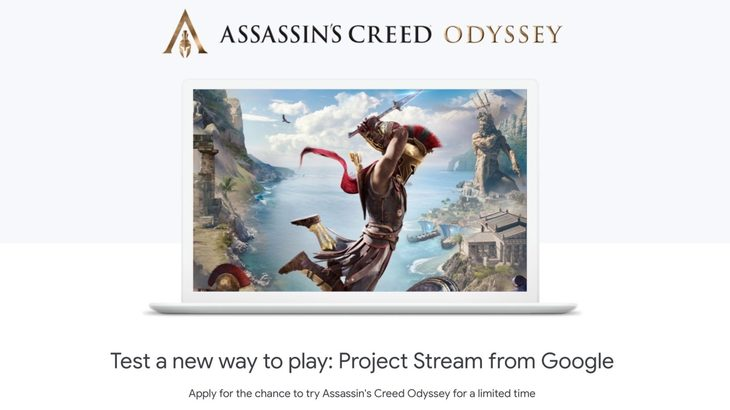 Assassin's Creed Odyssey Available For Free To Project Stream Testers