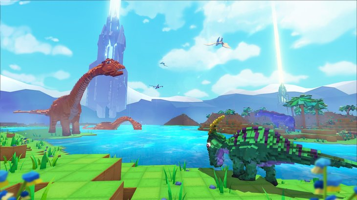 PIXARK LAUNCHES MAY 31 ON SWITCH, PS4, XBOX ONE AND PC