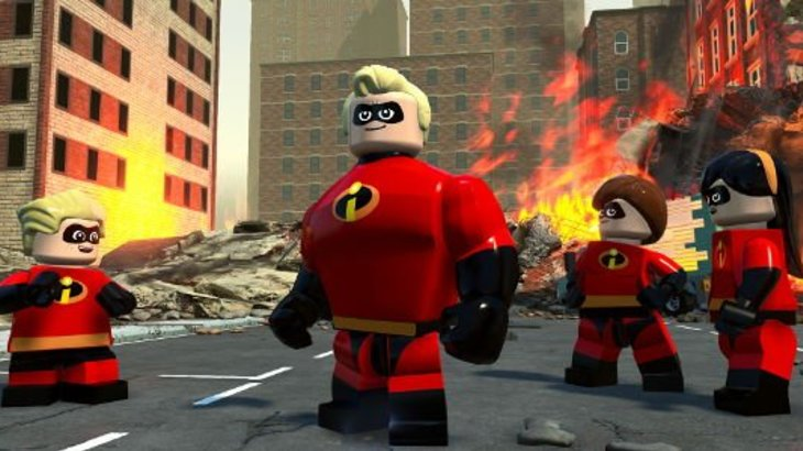 It's official: LEGO The Incredibles announced