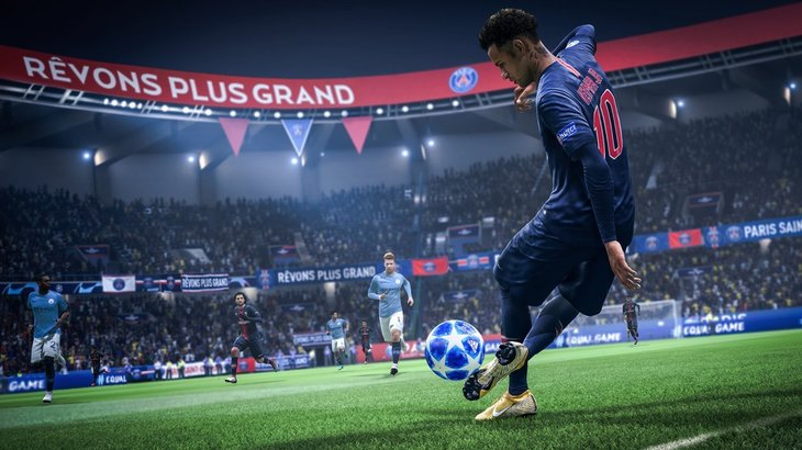 UK Sales Charts: Days of Play Keeps FIFA 19 Ahead of the Pack