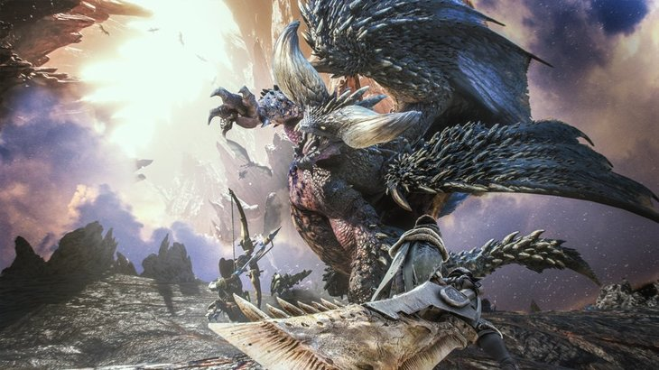 Monster Hunter World tops 10 million copies worldwide