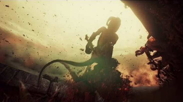 Agony: Official Kickstarter Gameplay