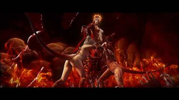 Agony - Red Goddess Trailer