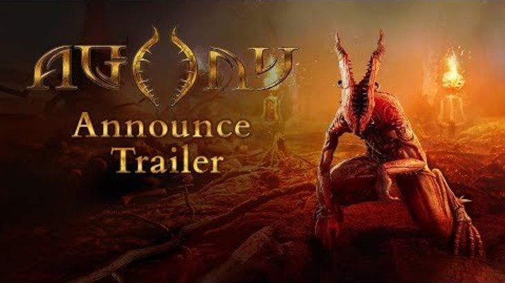 Agony - Announcement Trailer [NA]