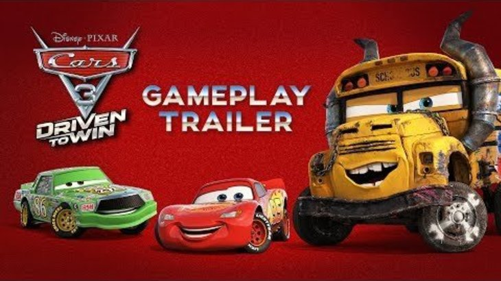Cars 3: Driven to Win | Gameplay Trailer