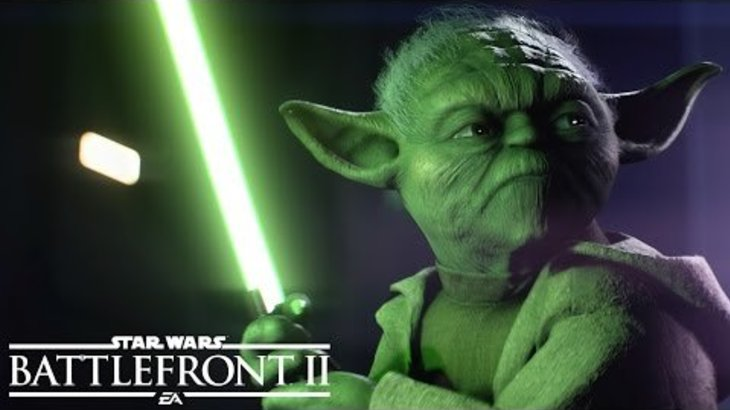 Star Wars Battlefront II: Official Gameplay Trailer