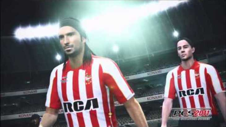 PES 2011 Pro Evolution Soccer | trailer