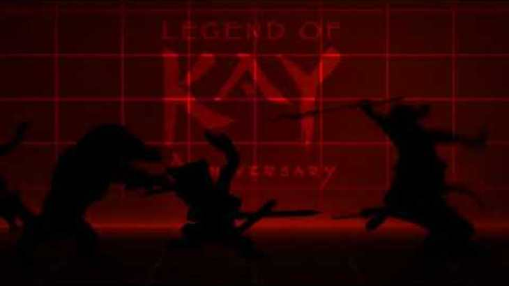 Legend of Kay Anniversary - Release Trailer