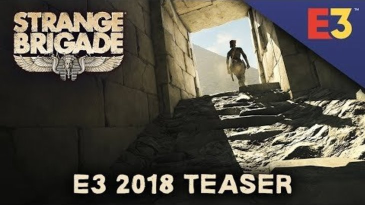 Strange Brigade – E3 2018 Teaser | PC, PS4, Xbox One