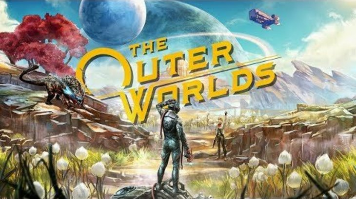 The Outer Worlds - E3 2019 Trailer