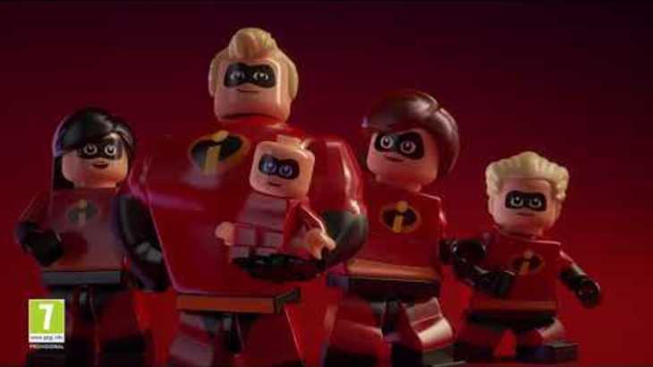 LEGO The Incredibles - Announce Trailer
