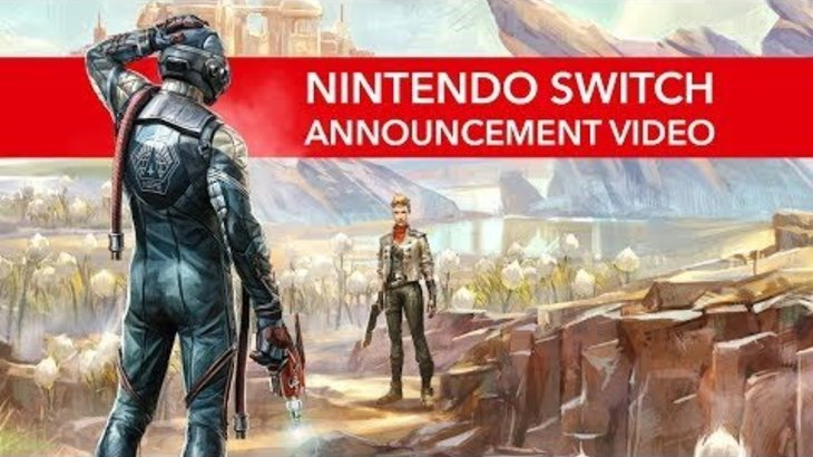 The Outer Worlds - Nintendo Switch Announcement
