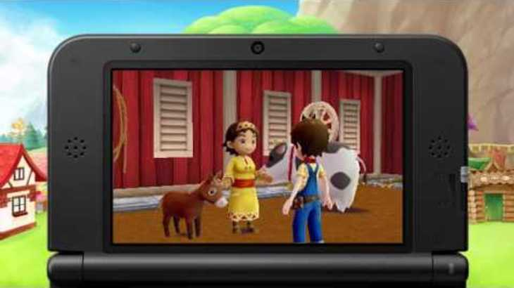 Harvest Moon: Skytree Village - E3 2016 Trailer
